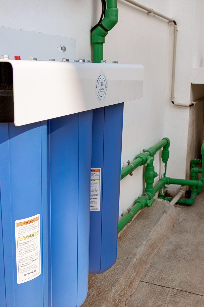 Water Treatment Solution - ProAcqua